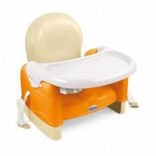 Стульчик-бустер для кормления Weina EasyGo, оранжевый (4009.01)