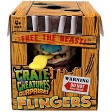 Интерактивная игрушка Crate Creatures Surprise Flingers Стаббс (551805-S)