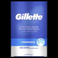 Лосьон после бритья Gillette Stormforce, 100 мл