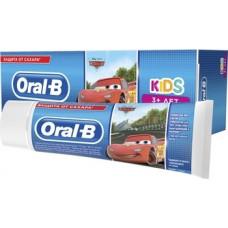 Детская зубная паста Oral-B KidsТачки, 75 мл