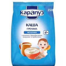 Молочная каша Карапуз Гречневая с бифидобактериями, 250 г