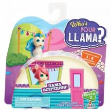 Игровой набор-сюрприз Who's your Llama? S2 Найди свою ламу (86913-KSV)