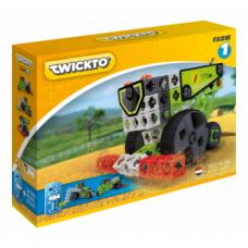 Конструктор Twickto Farm 1 Комбайн, трактор, погрузчик, 102 детали (15073825)