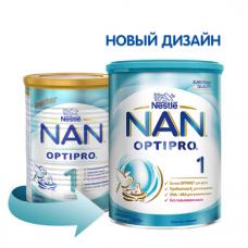 Сухая молочная смесь NAN Optipro 1, 400 г