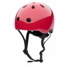 Велосипедный шлем Trybike Coconut, красный (COCO 9XS)