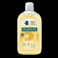 Жидкое мыло Palmolive Натурель Молоко и мед, 750 мл