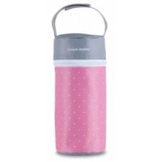Термочехол Canpol babies мягкий, розовый с серым (69/009)