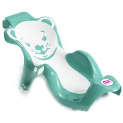 Горка для ванночки OK Baby Buddy, бирюзовый (37947240)