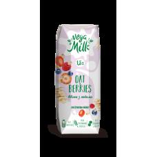 Овсяный напиток Vega Milk с ягодами, 0,25 л