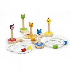Игровой набор Viga Toys Брось кольцо (50174)