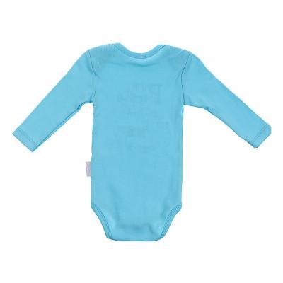 Боди Фламинго Men голубого цвета, р. 62 357-1006 ТМ: ФЛАМИНГО