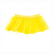 Комплект SMIL боди и юбка белый/желтый, р. 80 113255 ТМ: SMIL