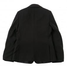 Пиджак LiLuS черный/коричневый, р. 122 217ПмодD-1409 ТМ: LiLuS
