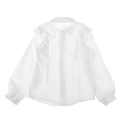 Блуза Mevis Стиль белая, р. 146 2371-01 ТМ: Mevis