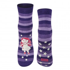 Носки SOXO Принцесса фиолетовые, р. 23-24 (носки) 46603 ТМ: SOXO