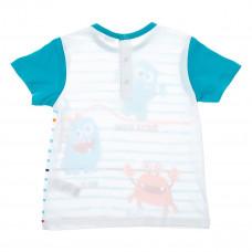 Пижама BluKids Mister Boooh!, р. 74 5341685 ТМ: BluKids