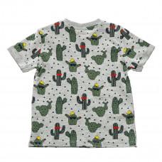 Футболка BluKids Cactus Wanna Hugs, р. 68 5346370 ТМ: BluKids