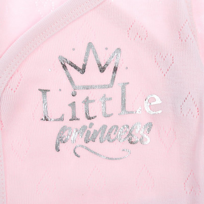 Боди Фламинго Little Princess, р. 50 146-1022 ТМ: ФЛАМИНГО