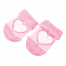 Носки BluKids Bio Cotton Heart, р. 13-14 5386863 ТМ: BluKids