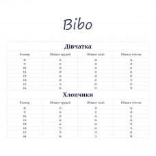Трусы Bibo White, р. 128 11050 ТМ: Bibo