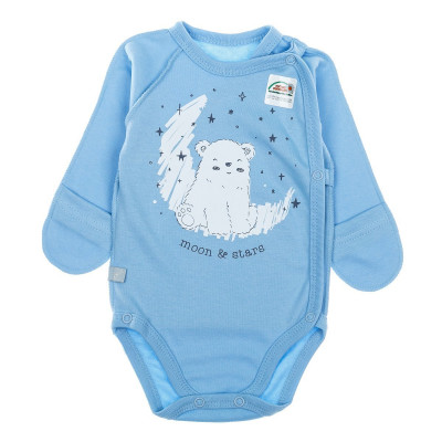 Боди SMIL White Bear, р. 62 102103 ТМ: SMIL
