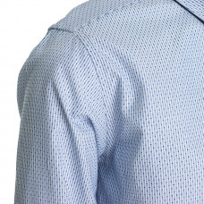 Рубашка Kniazhych Strip Blue, р. 122-128 Smart 6sl ТМ: Kniazhych