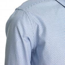 Рубашка Kniazhych Strip Blue, р. 158-164 Smart 6sl ТМ: Kniazhych