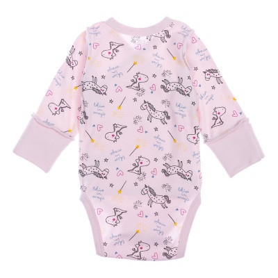 Боди Фламинго Little Princess, р. 50 146-222 ТМ: ФЛАМИНГО