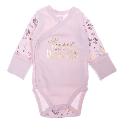 Боди Фламинго Little Princess, р. 56 146-222 ТМ: ФЛАМИНГО