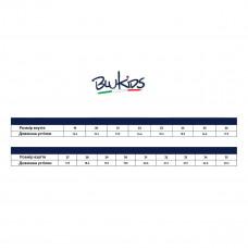 Тапочки BluKids Giraffe, р. 22 5613991 ТМ: BluKids