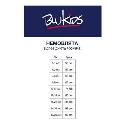 Брюки велюровые BluKids Ruffles, р. 80 5566182 ТМ: BluKids