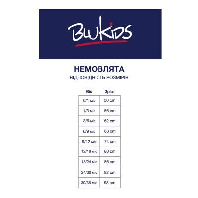 Блуза с поясом BluKids Super Dolce, р. 74 5565615 ТМ: BluKids