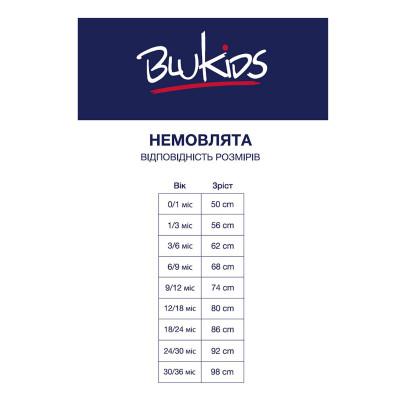 Брюки BluKids Dude, р. 80 5566123 ТМ: BluKids