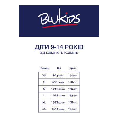 Брюки BluKids Silver Stripe, р. 146 5559877 ТМ: BluKids