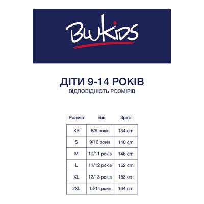 Брюки BluKids Silver Stripe, р. 164 5559877 ТМ: BluKids