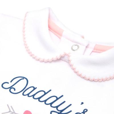 Боди BluKids Daddy's girl, р. 56 5565754 ТМ: BluKids