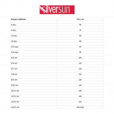 Штаны Silversun Text, р. 122 PC217224 ТМ: Silversun