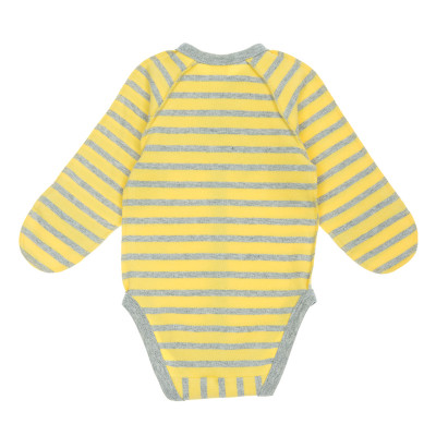 Боди Smil Daddy Yellow, р. 62 102483 ТМ: SMIL