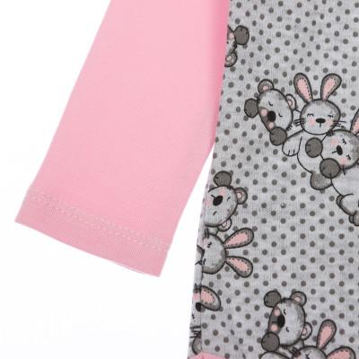Боди Фламинго Rabbit Friends, р. 68 494-209 ТМ: ФЛАМИНГО