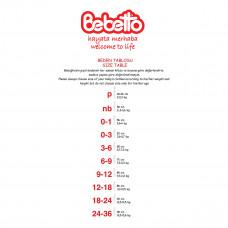 Куртка Bebetto Sport 96, р. 86 K2750 ТМ: Bebetto