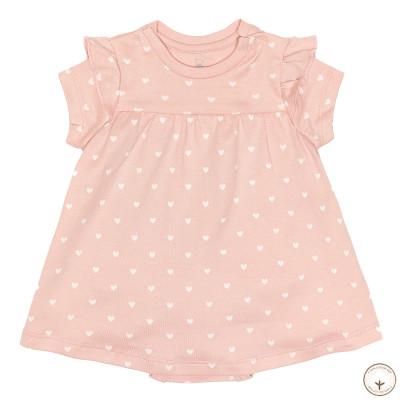 Боди-юбка BluKids Little Hearts, р. 74 5628353 ТМ: BluKids
