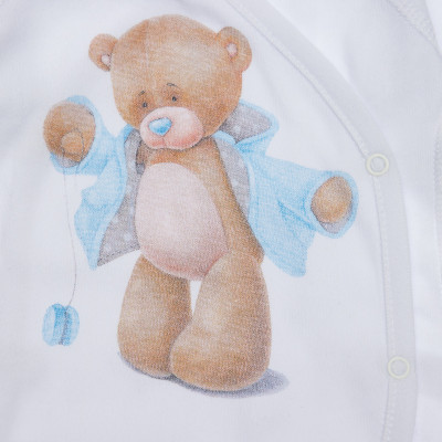 Боди Garden baby White Bear, р. 62 27052-02 ТМ: Garden baby