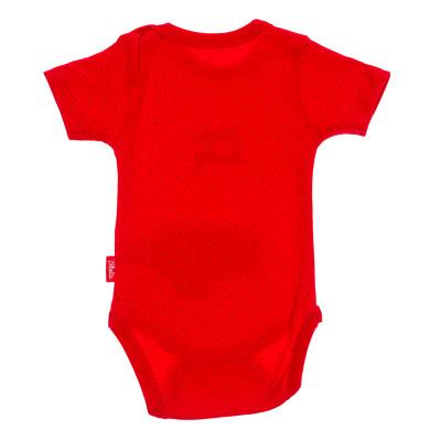 Боди Bebetto Little lady Red, р. 80 T2455 ТМ: Bebetto