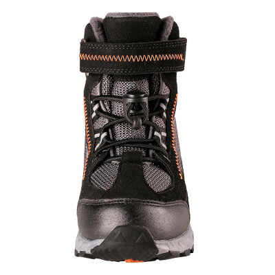 Ботинки Lassie by Reima Carlisle серо-черные, р. 29 769112 ТМ: REIMA