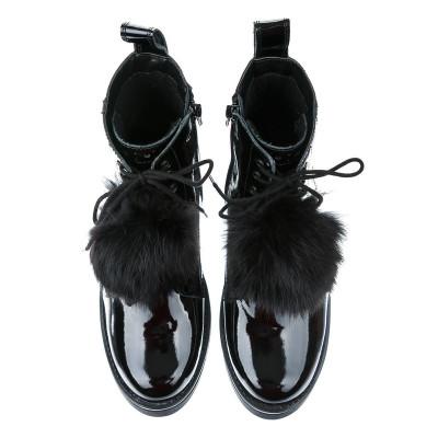 Ботинки Bartek Shiny Black, р. 36 67377P/SZ/L3 ТМ: Bartek