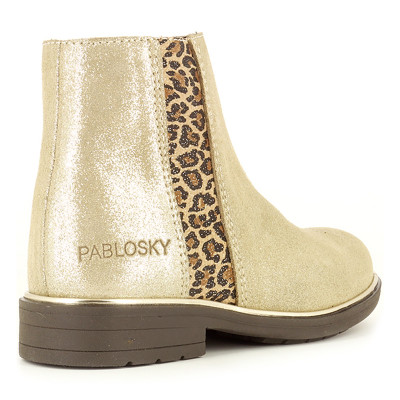 Ботинки Pablosky Gold Shine, р. 32 487537 ТМ: Pablosky