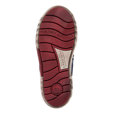 Ботинки Pablosky Slip, р. 34 598724 ТМ: Pablosky