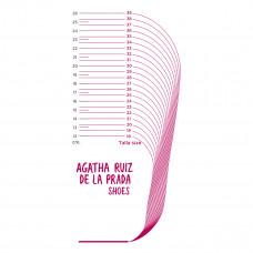 Боссоножки Agatha Ruiz de la Prada Happy, р. 25 202960-A ТМ: Agatha Ruiz de la Prada