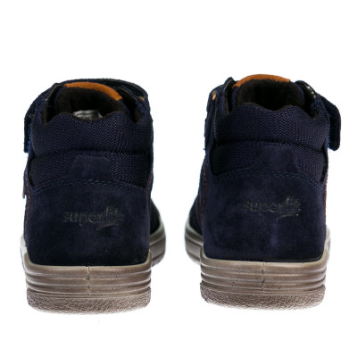 Ботинки Superfit Navy Mark, р. 38 1-009059-8000 ТМ: Superfit