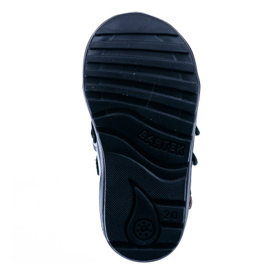 Ботинки Bartek Glamor Black, р. 19 11732-0/L9 ТМ: Bartek